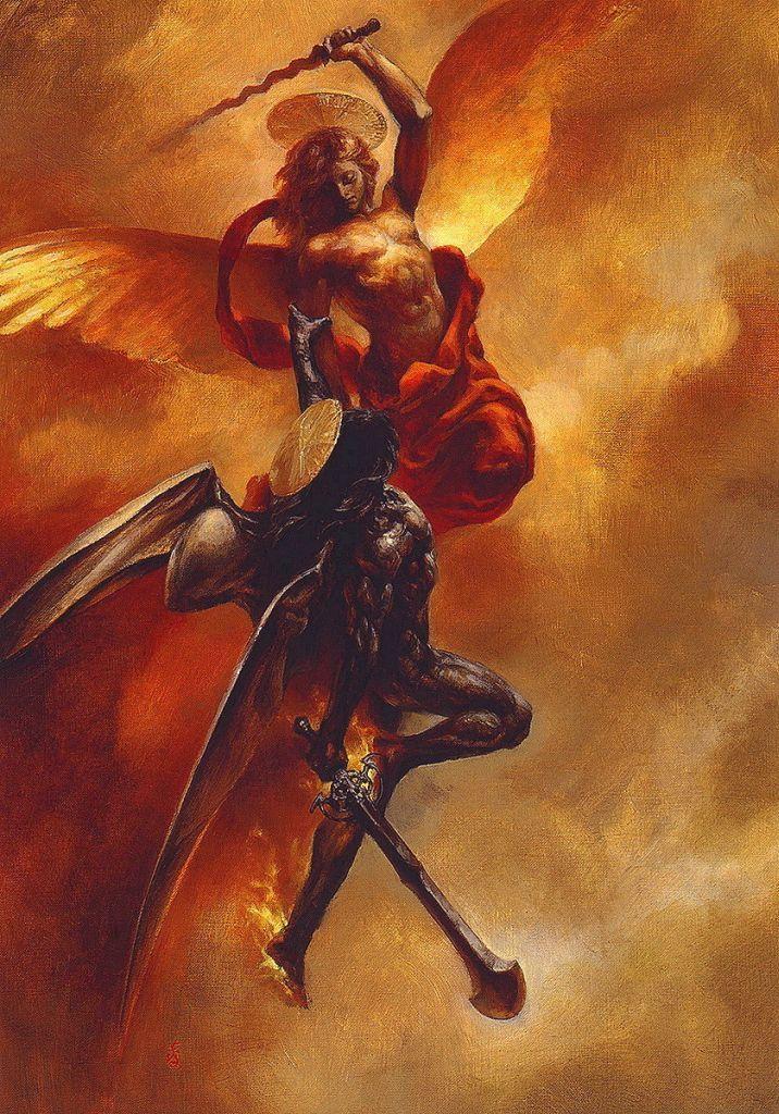 этих сражающиеся ангелы картинки травертина
