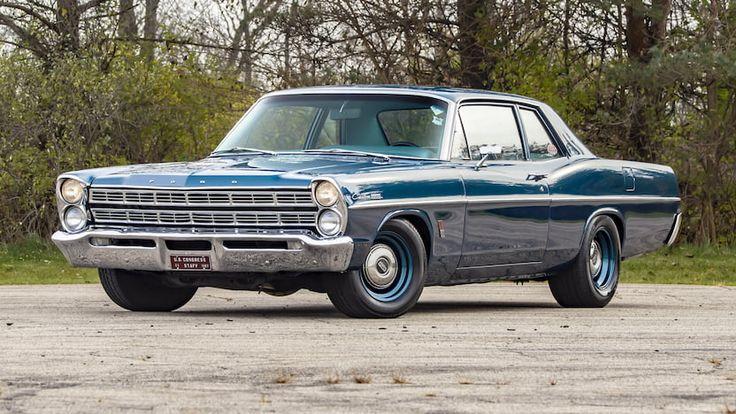 1967 ford custom 500 ford stock kissimmee mecum
