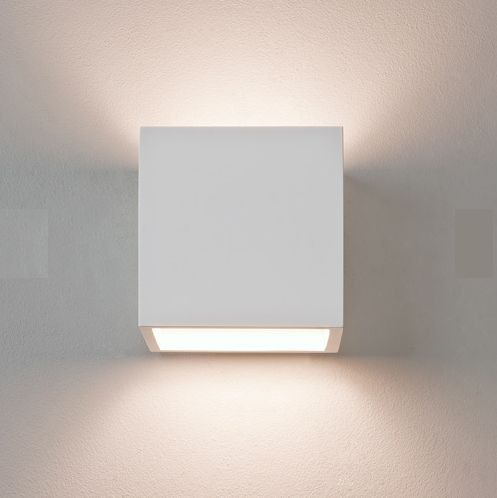 By casting light upwards and downwards, the Astro 7153 Pienza 165 White Plaster Interior Wall Light creates a pleasant effect that complements both businesses and homes. Description from love4lighting.co.uk. I searched for this on bing.com/images