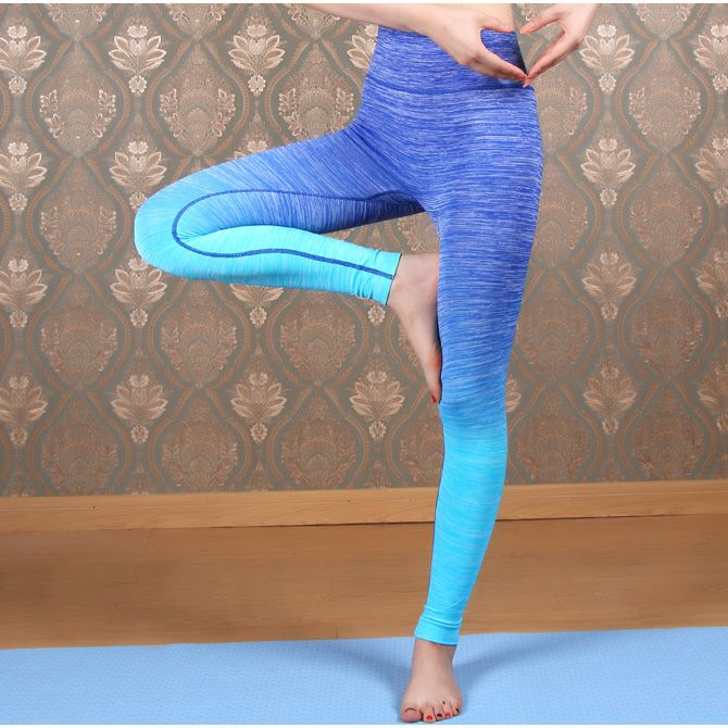 Find More Running Pants Information about Gradient Women's Workout Pants Autumn Winter Stretch Skinny Yoga Running Leggings Gym Fitness Outdoor Sports Pants for Women,High Quality fitness belt,China pant pants Suppliers, Cheap pants slimming from Baby Faith on Aliexpress.com