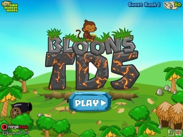 Bloons Tower Defense 5 Unblocked Games 77 Goruntuler Ile