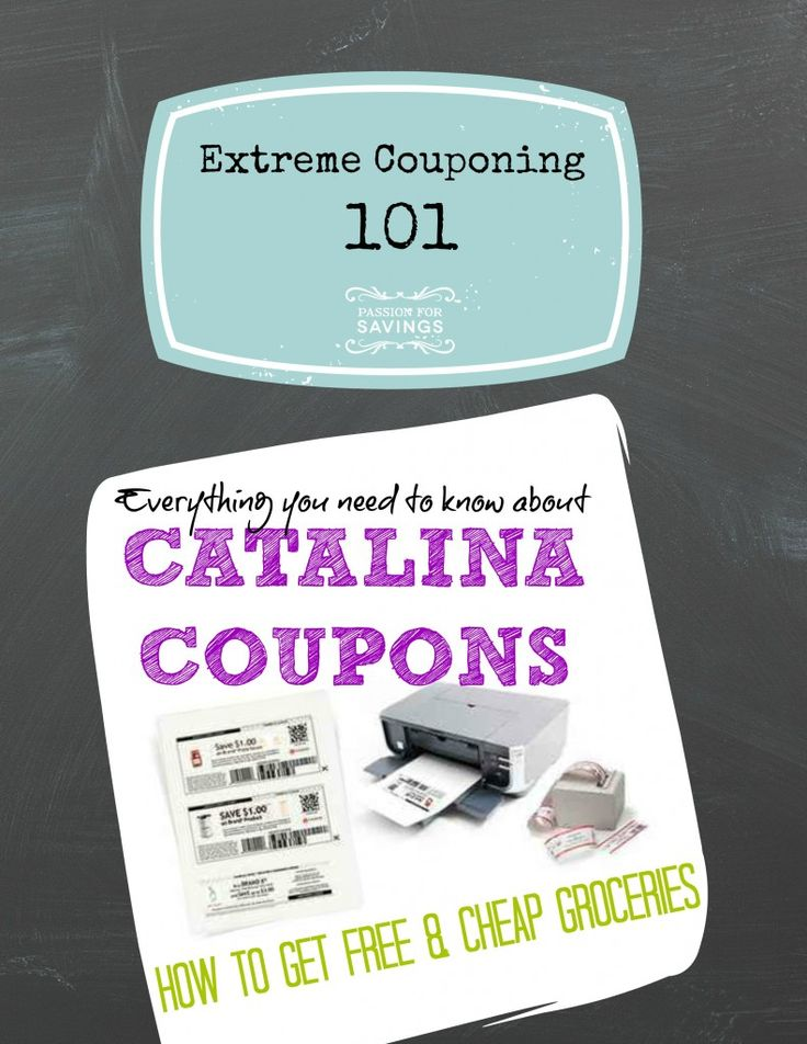 Extreme couponing techniques