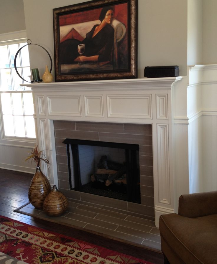 Fireplace surrounds and Fireplace mantels
