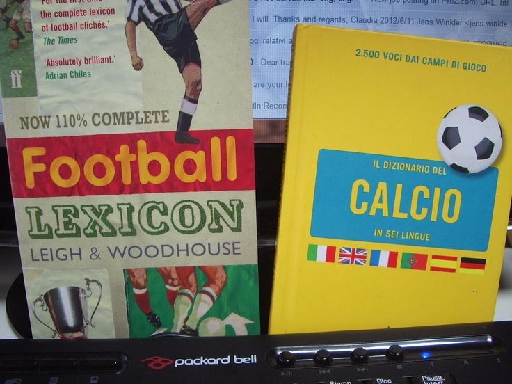 Dizionario del Calcio Zanichelli in 6 lingue. Compatto, ma completo (IT-EN-FR-ES-PT-DE)