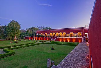 Hacienda Temozon Yucatan Mexico
