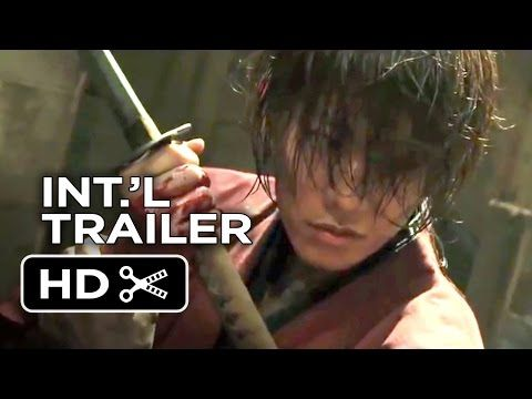Rurouni Kenshin: The Legend Ends Official Trailer (2014) - Japanese Live Action Movie HD - Tech Diggers