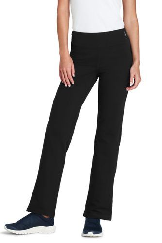 ade09fb5e5a13 Try our Women's Active Yoga Pants at Lands' End. Everything we sell is  Guaranteed. Period.® Since 1963.