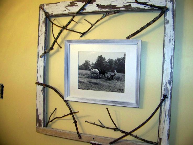 75+ best Old Window Frames images on Pinterest | Old windows ...