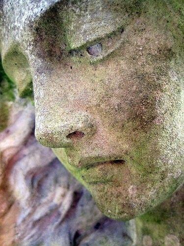 -stone faced...(via Angels Wings & Heavenly Things)