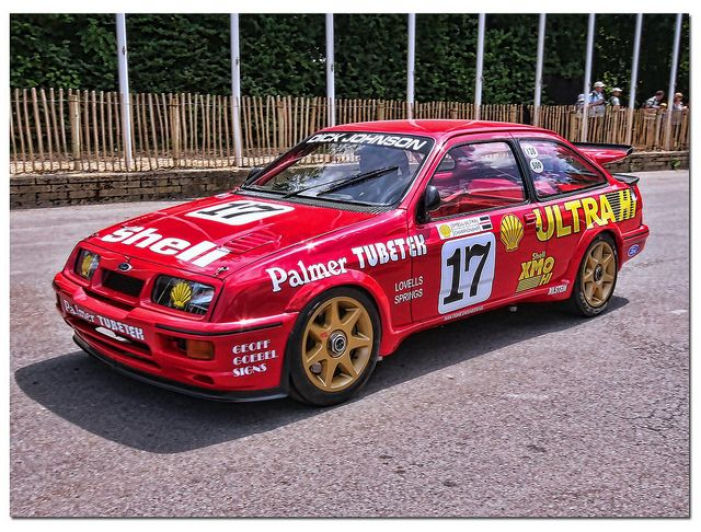 1987 Dick Johnson Racing Ford Sierra RS500 Cosworth
