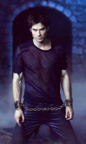 I love how you can see your abs through his shirt.ian somerhalder