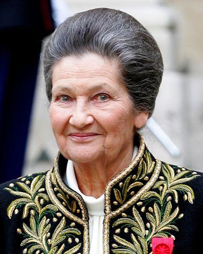 simone veil | Ancienne Présidente du Parlement Européen de 1979 à 1982, Ministre ...