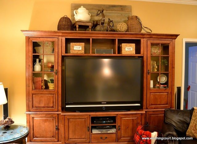 25 best ideas about entertainment center makeover on for Living room entertainment ideas