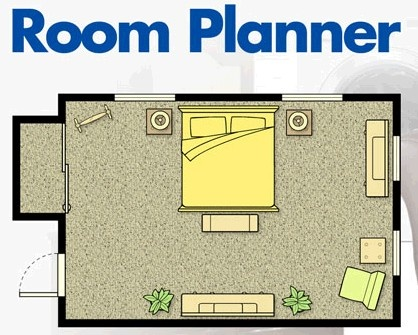 RC Willey Room Planner | It's FREE  Build your own room or choose from 5 pre-built templates. View your room virtually and catch potential problems before you buy. Save, print, or email your designs to share with others. #Design #InteriorDesign #RoomPlanner
