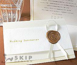 【DIY】100均アイテムで手紙や結婚式招待状をシーリングし