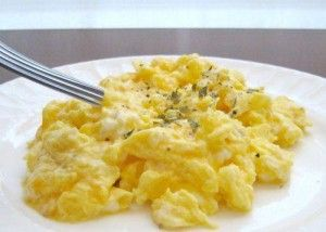 How to Freeze - scrambled-eggs