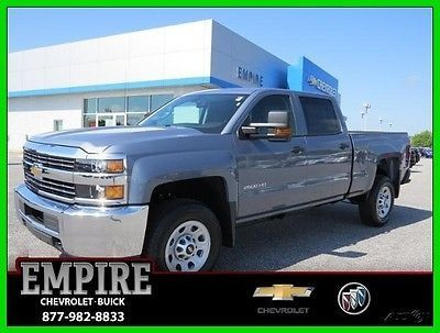 cool 2016 Chevrolet Silverado 2500 4WD Crew Cab 153.7 Work Truck - For Sale View more at http://shipperscentral.com/wp/product/2016-chevrolet-silverado-2500-4wd-crew-cab-153-7-work-truck-for-sale-2/