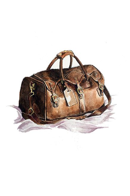 JW Hulme Duffle by Morgan Swank