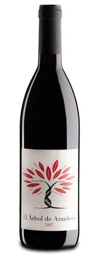 El Arbol de Aranleón 2007 - Vino Tinto DO Valencia  wine / vinho / vino mxm