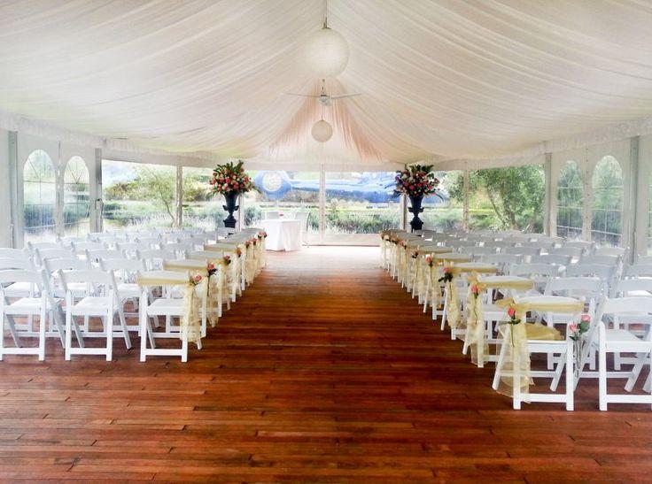 Bracu Pavilion - Auckland Wedding Venues