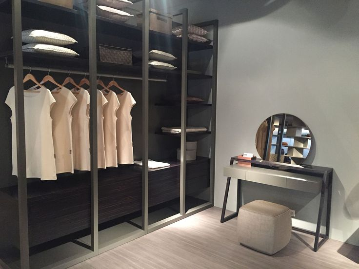 Exclusive And Modular Walk In Wardrobes For The Contemporary Bedroom 16  Innovative Bedroom Storage And Walk In Closet Ideas