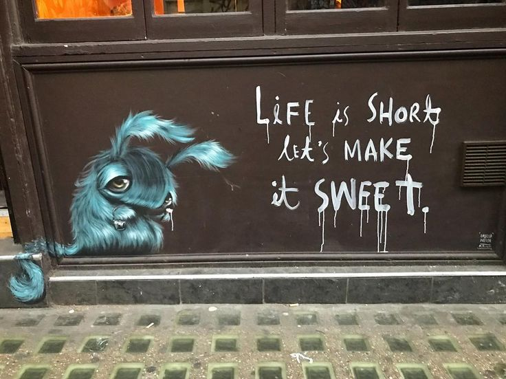 Hanbury Street, London. Sweet