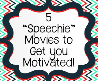 Busy Bee Speech: Let's Go to the Movies!