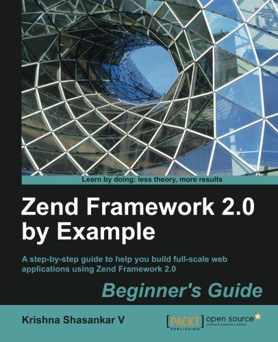I'm selling Zend Framework 2.0 by Example: Beginner's Guide by Krishna Shasankar V - $10.00 #onselz