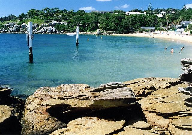 Camp Cove, Sydney Harbour