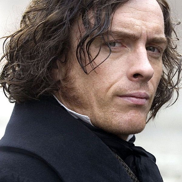 Toby Stephens (who plays my favorite character from Jane Eyre, Mr. Edward Rochester)