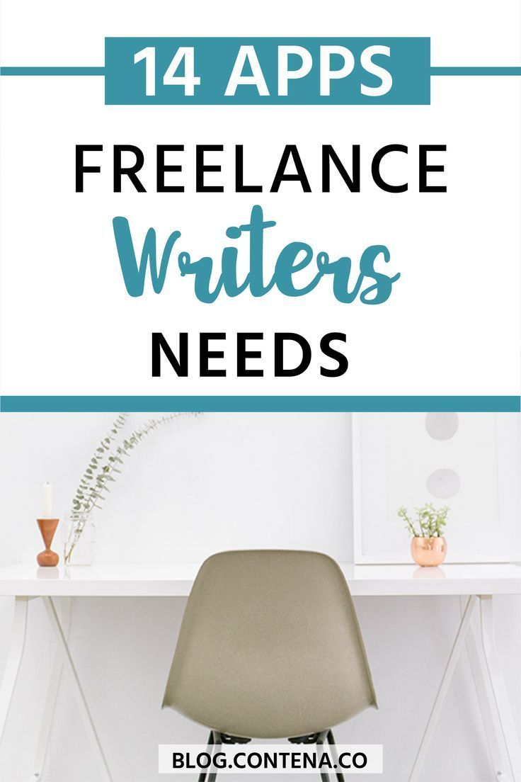 The Best Apps For Freelance Writers Freelance Writing Jobs