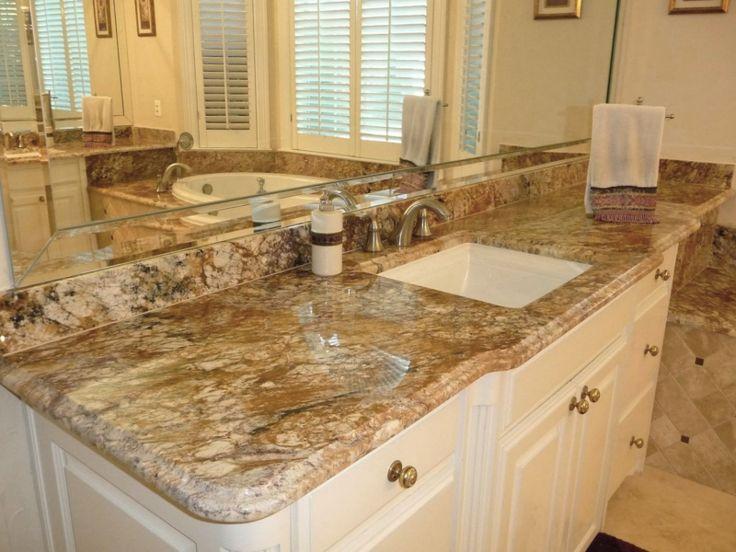 die besten 17 ideen zu granite bathroom auf pinterest, Hause ideen