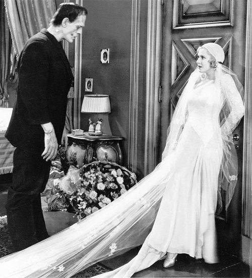 Vintage Wedding Dresses Dallas: 17+ Images About Classic Horror Movies On Pinterest