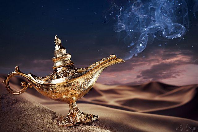 Arabian Nights by Fer Gregory, via Flickr