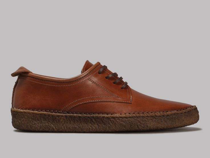 Native Craftworks Country Shoe (Conker Leather)