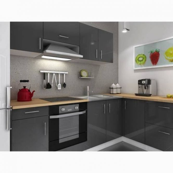 Cuisine Equipee Avec Electromenager Inclus Cuisine D Angle Pas Cher With Regard To Cuisine D Angle Pas Cher Small Kitchen Organization Kitchen Remodel Kitchen