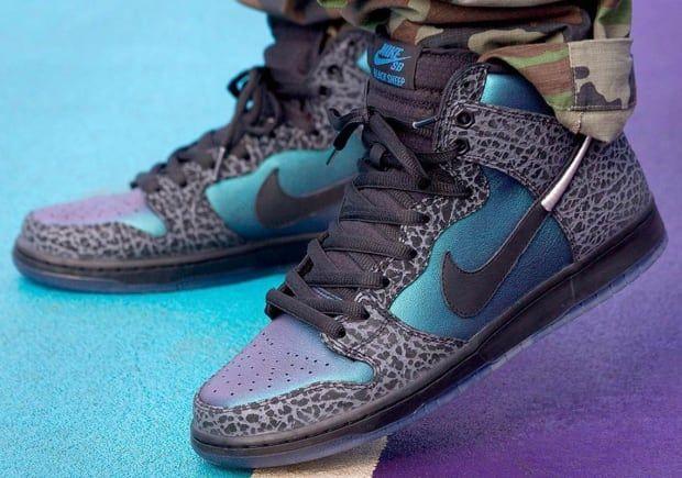 Black Sheep x Nike SB Dunk High \