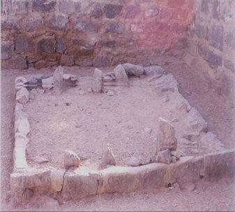 Holy graves of the Blessed Daughters of the holy Prophet (Sallal Laahu 'Alaiehi Wa Sallam): Ramadaan 17: Hazrat Saiyyidatunaa Ruqaiyyah [Radiyal Laahu 'Anhaa] Ramadaan 25: Hazrat Saiyyidatunaa Umme Kulsoom [Radiyal Laahu 'Anhaa]