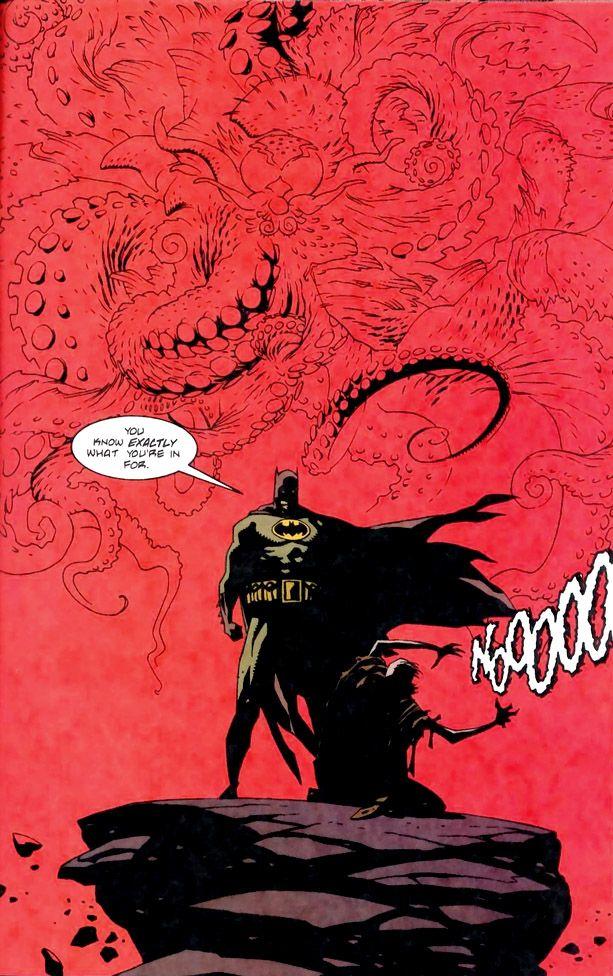 Mike Mignola - Batman : Sanctum