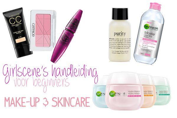 Make-up & huidverzorging voor beginners - Girlscene