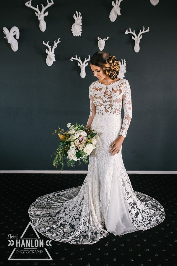 The lavish Candice Gown at The Lakehouse Terii Hanlin Photography