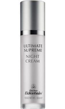 Ultimate supreme night cream Dr. Eckstein
