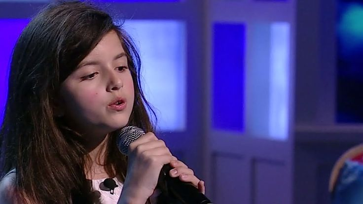 Angelina Jordan - Fly Me To The Moon - The View 2014 I WANNA BE THIS YOUNG LADY WHEN I GROW UP!!!! DAOM