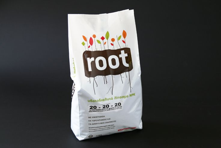 Root Fertilizer  | Packaging