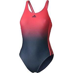 <title>adidas Schwimmanzug Damen koralle/graublau im Online Shop von SportScheck kaufen</title>
