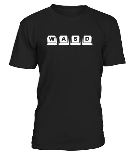 """# WASD Shirt - Keyboard Keys That Move Gamers Design .  Special Offer, not available in shops      Comes in a variety of styles and colours      Buy yours now before it is too late!      Secured payment via Visa / Mastercard / Amex / PayPal      How to place an order            Choose the model from the drop-down menu      Click on """"Buy it now""""      Choose the size and the quantity      Add your delivery address and bank details      And that's it!      Tags: This computer gamer design…"""