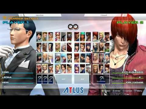 Evo 2016 The King of Fighters XIV Top 8