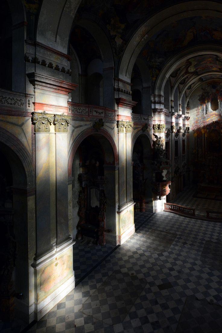 Jesuit Church / Litoměřice - Czech Republic
