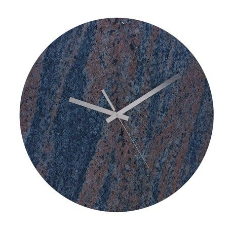 Frameless Wall Clock Texture29