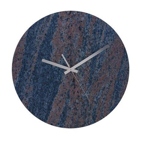 Frameless Wall Clock Texture29